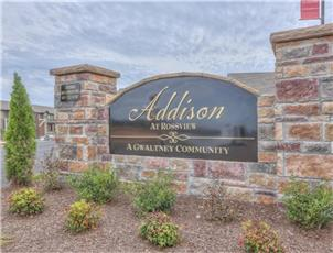 Apartment details: Addison at Rossview