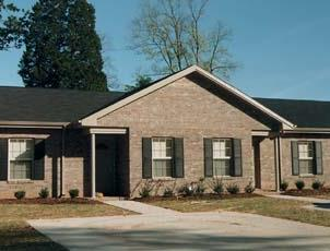 Cedar Creek Duplexes apartment in Hopkinsville, KY
