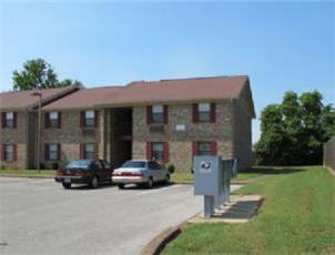 The Laurel Cove apartment in Hopkinsville, KY