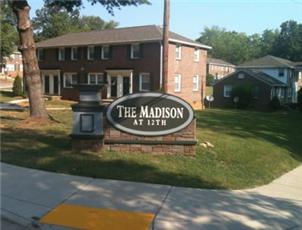 Madison at 12th Apartments apartment in Clarksville, TN