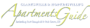 Clarksville Apartment Guide & Hopkinsville Apartment Guide